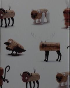 他の動物たち。ロボット・シリーズもありました。