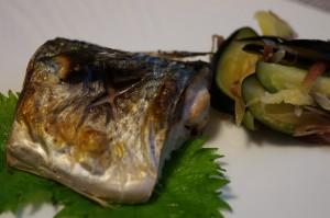 健康のためにも青魚は時々食べたいものですね。