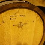 2012年のクラマン村のビオーム畑のベースワイン。石灰質が多い土壌で、アヴィーズ村の同様に石灰質が多い土壌とブレンドして「ミネラル」にする。