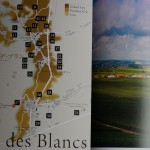 地図があるので訪問先のおよその位置関係がわかります。
