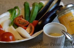野菜がモリモリ食べられて、ニンニク補給で体力回復!?