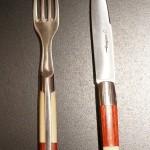 「田崎モデル」のラギオール製。よく切れそうです〜。