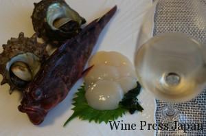 魚介類をワインと美味しく食べたい!