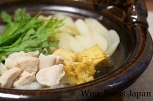 鶏胸肉は、塩麹に1時間ほどなじませておきました。