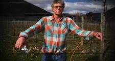 ニュージーランドのピノ・ノワールの達人、グラント・テイラー。