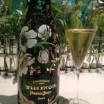 2012年に発売された、日本人フラワー・アーティスト東信氏のデザインを加えた「フラワー・エディション」のボトル。