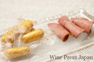 スモークチーズとスモークタンは、アモンティリャードにもオロロソにもgood!
