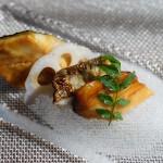 旬のサワラの照焼きは、冷めても美味ですからお弁当にもよいですね。