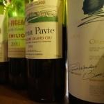 「どれも本当にいいワインだから」と言い、結果をとても喜んでいました。