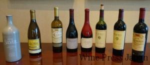 ワグナー一家のワインたち。
