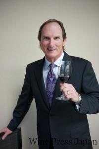 CEOのラリー・マグワイア氏。