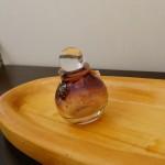 オイルが入った可愛い小瓶。