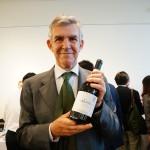 ピエモンテのロゼに近い赤。品種がグリニョリーノ。「カステッロ・ディ・ガビアーノ」の「グリニョリーノ・デル・モンフェッラート・カザレーゼ2012」。この方が城主。
