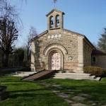 マムと深い繋がりのあるレオナール・フジタによる礼拝堂。