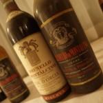 コル・ドルチャとイル・ポッジョーネの古酒。