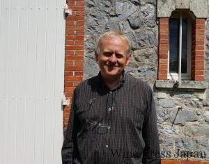 4代目当主のパトリック・ボードアンさんは、まだまだ現役です!