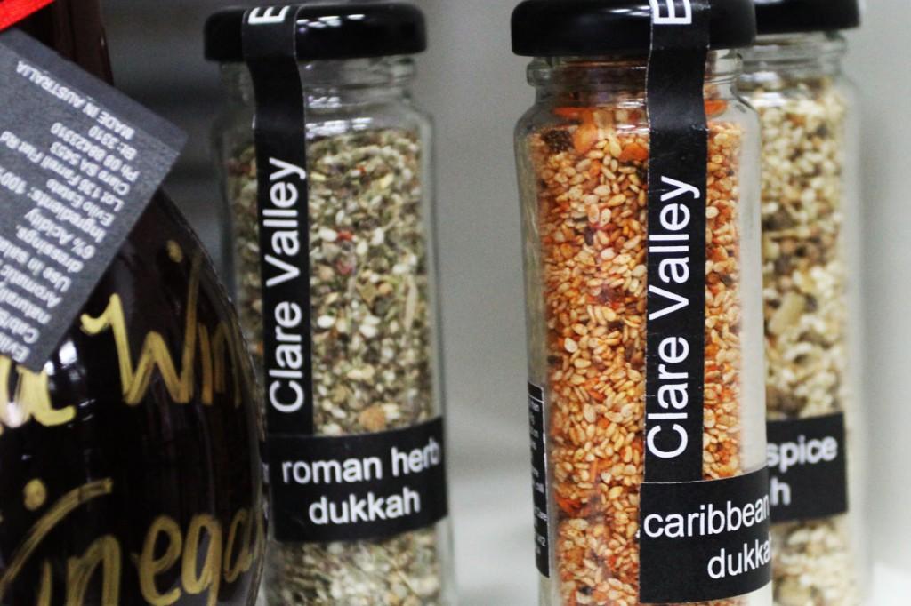 リースリング産地として有名な南オーストラリア・クレアヴァレーのワイナリーでもオリジナルのデュカが販売されていました。