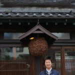 専務の駒井秀介さん。弟さんが2013年から製造責任者になったそう。若いパワーで一杯です。
