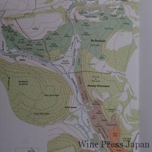サンロマン地図